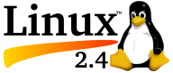 Powered by Linux 2.2